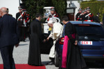 Pope Francis Visit To Ireland Day 24 Skoda Support Papal