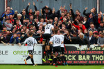 Teenage striker scores debut double as brilliant Bohs extend winning run