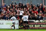 Teenage striker scores debut double as brilliant Bohs extend winning run