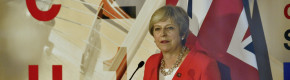 Theresa May: Only workable proposal for an Irish backstop is the UK's proposal