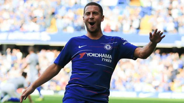Eden Hazard 'maybe' the best in Europe