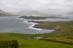 View from the Northern part of Valentia Island on Doulus Bay