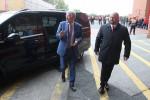 'It's great to be back and I just hope we get a win': Sir Alex returns to Old Trafford