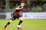 Andy Lyons has made a rapid rise through the Bohs ranks and has established himself on the underage international stage.