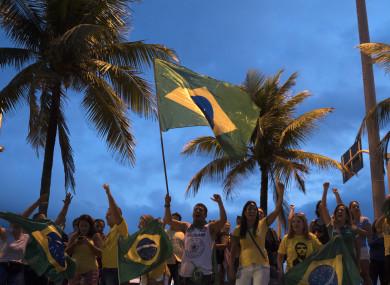 Jair Bolsonaro supporters