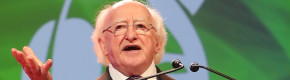 Michael D Higgins enjoys commanding lead in latest presidential opinion polls