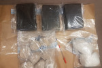 Almost �600,000 worth of cocaine and heroin seized in Dublin