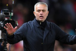 Mourinho walks half a mile to Old Trafford as Man United bus stuck in traffic again