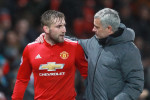 Given his fractious relationship with Jose Mourinho, it's been some turnaround for Luke Shaw at Old Trafford