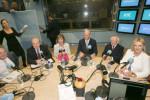 Presidential Candidates Peter Casey, Gavin Duffy, Joan Freeman, Sean Gallagher, (current) President Michael D Higgins and Liadh Ní Riada.