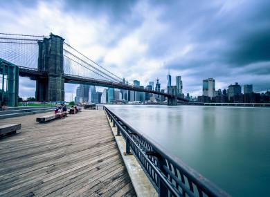 File photo - Hudson River, New York City
