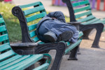Rough sleeping banned in Hungary as new homelessness law comes into force