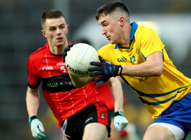 Conor Gleeson was in good scoring form for The Nire today.