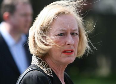 Irish Times editor Geraldine Kennedy was paid €319,000 last year - down €80,000 from 2008.