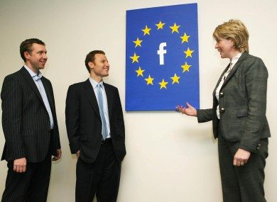 Facebook to hire 100 new staff for Dublin HQ · TheJournal ie