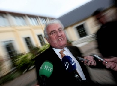 Fianna Fail's Dick Roche has secured a full recount in Wicklow