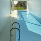 ...and even an indoor swimming pool...<span class=