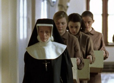 Still from the 2002 film Sisters of Magdalene