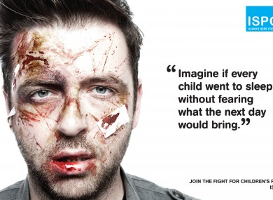Mark Feehily of Westlife takes part in the ISPCC's new anti-bullying campaign