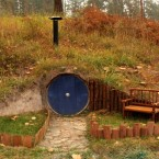A simple hobbit home