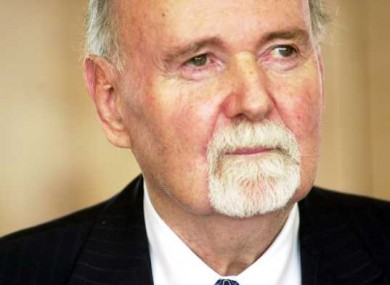 Michael Fingleton (File photo)