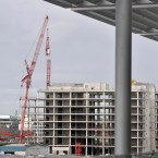 How the Anglo site looked in May this year (Sasko Lazarov/Photocall Ireland)