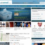 TheJournal.ie's Election 2011 page, captured on 24 February 2011.