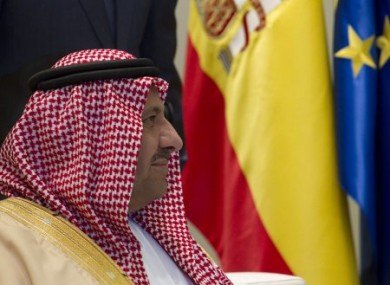 Saudi crown prince dies abroad after illness · TheJournal ie