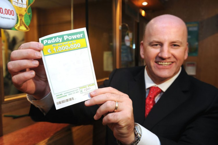 Paddy power betting slips new jersey sports betting license plates