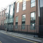 Two-bed apt at Adelaide Square, Whitefriar Street, Dublin 8 - €145,000