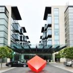Two-bed apt, The Cubes, Beacon South Quarter, Sandyford, Dublin 18 - €130,000