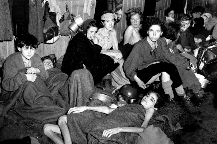 inhumanity in the holocaust