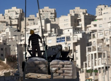 Israel to speed up construction of settlements after