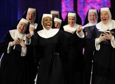 sister act copione gratis