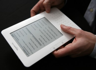 Amazon: Over 1 million Kindles were sold each week in December