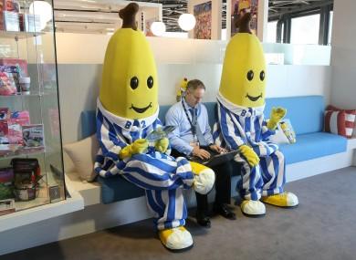 Unacceptable: Bananas in Pyjamas