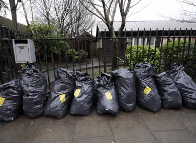 Many Dubliners have gone without waste collection since Greyhound became the city council's waste collection company.