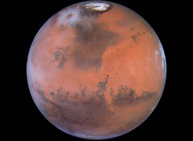 Mars Watch: Tonight's your chance to see the red planet ...