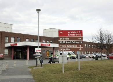 Beaumont Hospital in Dublin