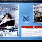 The Titanic Historial Society is also selling a fragment of cane from a Titanic chair for $1,100 (framed and with certificate of authenticity, according to the organisation).