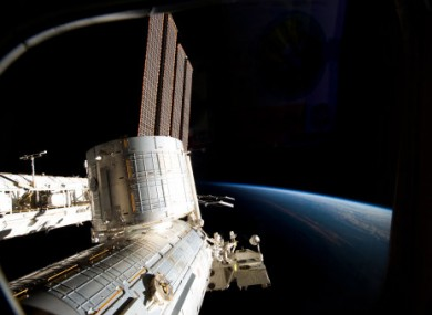 Space station visible in Irish skies tonight · TheJournal ie