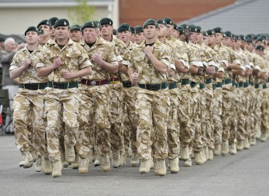 British military uniforms could soon be made from