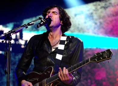 Snow Patrol will feature in the event's opening ceremony.