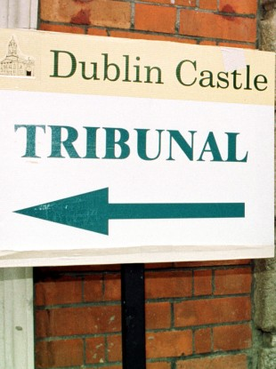 The Moriarty Tribunal still has a legal and administrative team to process claims for legal fees, despite having published its report last year.