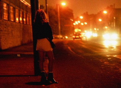 Prostitutes in Dublin