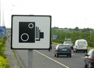 Speeding will become a three-point offence under Leo Varadkar's new proposals.