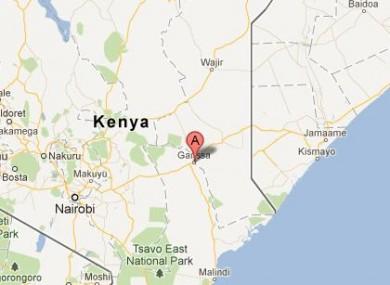 Garissa, Kenya.