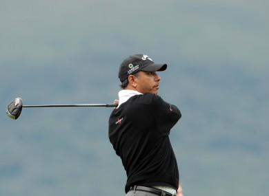 Jeev Mikha Singh believes intelligence and imagination are the key to playing good links golf.