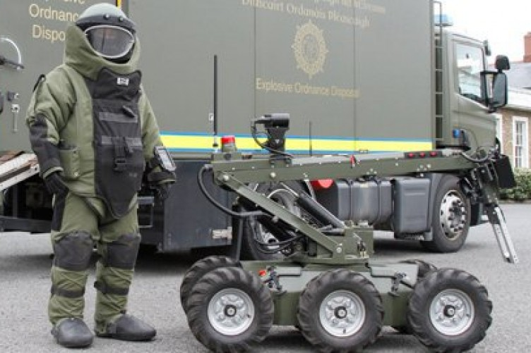 Improvised explosive device made safe in Cork · TheJournal ie