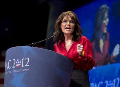 Sarah Palin did not